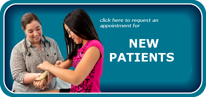 Make an Appointment for New Patients